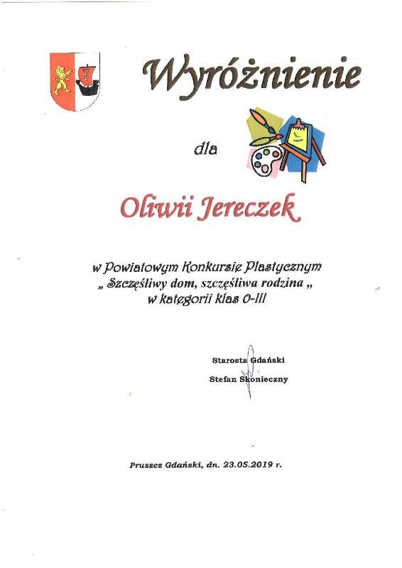 Udział W Konkursach 20182019 Szkoła Podstawowa Im